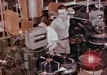 Image of production and packaging of vinyl phonograph records United States USA, 1956, second 6 stock footage video 65675038230