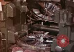 Image of production and packaging of vinyl phonograph records United States USA, 1956, second 12 stock footage video 65675038230