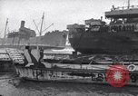 Image of American ships Normandy France, 1944, second 8 stock footage video 65675038234