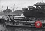 Image of American ships Normandy France, 1944, second 9 stock footage video 65675038234