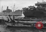 Image of American ships Normandy France, 1944, second 10 stock footage video 65675038234