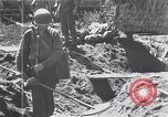 Image of American soldier Leyte Philippines, 1944, second 3 stock footage video 65675038237