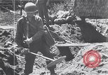 Image of American soldier Leyte Philippines, 1944, second 4 stock footage video 65675038237