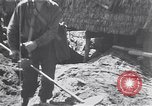 Image of American soldier Leyte Philippines, 1944, second 6 stock footage video 65675038237