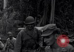 Image of General Duckle Bougainville Island Papua New Guinea, 1944, second 7 stock footage video 65675038246