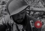 Image of American infantrymen Bougainville Island Papua New Guinea, 1944, second 2 stock footage video 65675038248