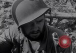 Image of American infantrymen Bougainville Island Papua New Guinea, 1944, second 5 stock footage video 65675038248