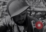 Image of American infantrymen Bougainville Island Papua New Guinea, 1944, second 6 stock footage video 65675038248