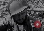Image of American infantrymen Bougainville Island Papua New Guinea, 1944, second 7 stock footage video 65675038248