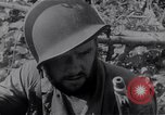 Image of American infantrymen Bougainville Island Papua New Guinea, 1944, second 8 stock footage video 65675038248