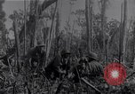Image of American infantrymen Bougainville Island Papua New Guinea, 1944, second 11 stock footage video 65675038248