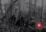 Image of American infantrymen Bougainville Island Papua New Guinea, 1944, second 12 stock footage video 65675038248