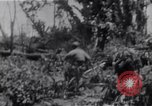 Image of American infantrymen Bougainville Island Papua New Guinea, 1944, second 6 stock footage video 65675038249