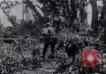 Image of American infantrymen Bougainville Island Papua New Guinea, 1944, second 7 stock footage video 65675038249