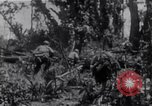 Image of American infantrymen Bougainville Island Papua New Guinea, 1944, second 8 stock footage video 65675038249