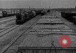 Image of train Khorramshahr Iran, 1944, second 3 stock footage video 65675038252