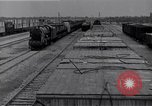 Image of train Khorramshahr Iran, 1944, second 4 stock footage video 65675038252