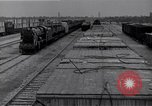 Image of train Khorramshahr Iran, 1944, second 7 stock footage video 65675038252