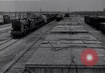 Image of train Khorramshahr Iran, 1944, second 8 stock footage video 65675038252