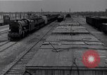 Image of train Khorramshahr Iran, 1944, second 9 stock footage video 65675038252