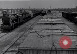Image of train Khorramshahr Iran, 1944, second 11 stock footage video 65675038252