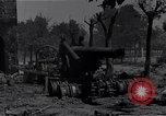 Image of Knocked out U.S. 8-inch howitzer  Buonconvento Italy, 1944, second 3 stock footage video 65675038254