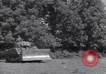 Image of M-4 tank Normandy France, 1944, second 3 stock footage video 65675038271