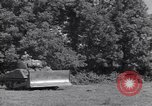Image of M-4 tank Normandy France, 1944, second 4 stock footage video 65675038271