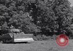 Image of M-4 tank Normandy France, 1944, second 5 stock footage video 65675038271