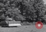 Image of M-4 tank Normandy France, 1944, second 6 stock footage video 65675038271