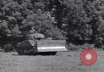 Image of M-4 tank Normandy France, 1944, second 7 stock footage video 65675038271