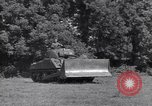 Image of M-4 tank Normandy France, 1944, second 8 stock footage video 65675038271