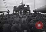 Image of American sailors Atlantic Ocean, 1944, second 11 stock footage video 65675038276