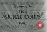 Image of cryptographic message system United States USA, 1941, second 8 stock footage video 65675038287