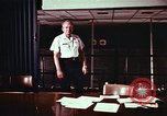 Image of Air Force officer United States USA, 1974, second 3 stock footage video 65675038308