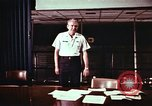 Image of Air Force officer United States USA, 1974, second 4 stock footage video 65675038308
