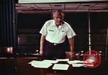 Image of Air Force officer United States USA, 1974, second 9 stock footage video 65675038308