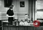Image of telephone habits United States USA, 1940, second 3 stock footage video 65675038315