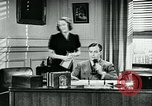 Image of telephone habits United States USA, 1940, second 10 stock footage video 65675038315