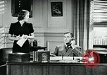 Image of telephone habits United States USA, 1940, second 12 stock footage video 65675038315