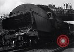 Image of New York, New Haven and Hartford railroad trains collide Massachusetts United States USA, 1933, second 9 stock footage video 65675038326