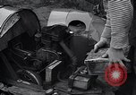 Image of Edward Floyd delivers newspapers in homemade car Seattle Washington USA, 1933, second 10 stock footage video 65675038327
