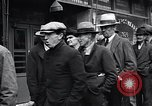 Image of unemployed men receive coats Kansas City Missouri USA, 1933, second 12 stock footage video 65675038328