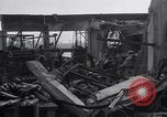 Image of Navy yard wreckage from hydrogen explosion Boston Massachusetts USA, 1934, second 3 stock footage video 65675038338