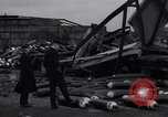 Image of Navy yard wreckage from hydrogen explosion Boston Massachusetts USA, 1934, second 5 stock footage video 65675038338