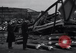 Image of Navy yard wreckage from hydrogen explosion Boston Massachusetts USA, 1934, second 6 stock footage video 65675038338