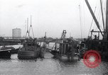 Image of unusual submarine New York United States USA, 1934, second 2 stock footage video 65675038340