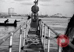 Image of unusual submarine New York United States USA, 1934, second 12 stock footage video 65675038340