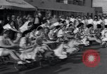 Image of hobby horse race Santa Monica California USA, 1934, second 7 stock footage video 65675038344