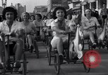 Image of hobby horse race Santa Monica California USA, 1934, second 11 stock footage video 65675038344